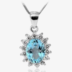1.84ct Topaz Gemstone Ring Oval Cut Pendant Only $99.93 => Save up to 60% and Free Shipping => Order Now! #Bracelets #Mystic Topaz #Earrings #Clip Earrings #Emerald #Necklaces #Rings #Stud Earrings