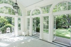 Cabana - beautiful transom - arches | J Wilson Fuqua and Associates Architects