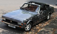 Bristol 412 Convertible / Saloon Series 2 (1978-1986)