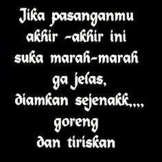 Quotes Lucu, Jokes Quotes, Life Quotes, Qoutes, The Words, Cool Words, Indesign Brochure Templates, Pretty Quotes, Quotes Indonesia