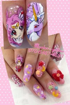 MOON PRISM POWER! MAKE-UP XD ❤
