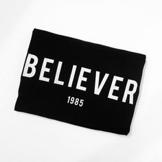 Customized Believer T Shirt