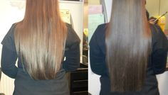 HOW TO GROW 2-4 INCHES OF YOUR HAIR IN A WEEK! it might not be a DIY but I will just put it in it any way
