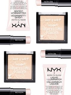 Looking for the best drugstore highlighter of 2016? Here is your definitive guide.
