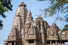 Kandariya Mahadeva Temple at Khajuraho