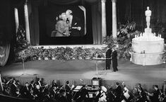 The 1952 Academy Awards was the first Academy Awards to ever be televised: 1953