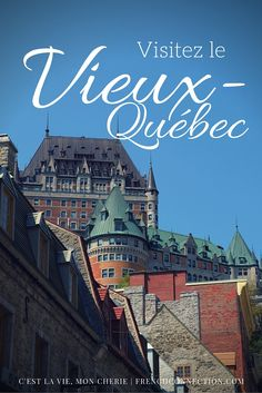 save heritage poster - save her quotes ; save her ; save herself quotes ; save her aesthetic ; save her art Quebec Montreal, Quebec City, Places To Travel, Places To Go, Voyage Canada, Chateau Frontenac, East Coast Usa, Immigration Canada, Canada Travel