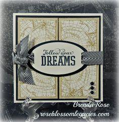 Rose Blossom Legacies: Follow Your Dreams