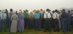Amish, Persons, Man, Women, People