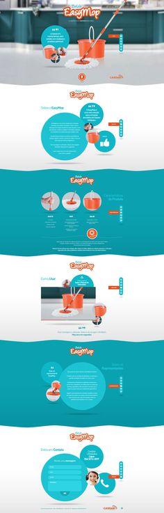 Cool Web Design on the Internet, Blade EasyMop. #webdesign #webdevelopment #website @ http://www.pinterest.com/alfredchong/web-design/