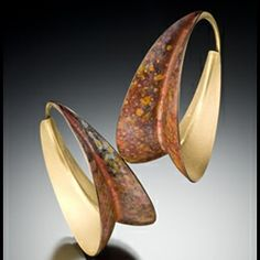 Love these earrings by Michael Good! Contemporary Jewelry Design Group | Michael Good Designs