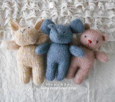 98cd2f0b3052 Pletené hračky - rekvizity k focení miminek   Zboží prodejce Monchéri baby  props and toys