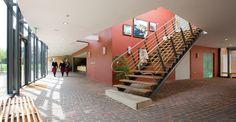 School Prospectus - Queen Margaret's School School Prospectus, Stairs, Interiors, Queen, Architecture, Home Decor, Stairways, Interieur, Staircases