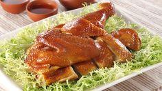 香濃茶薰雞