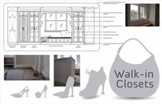 ... Size Of Walk In Closet : Walk In Closet Layout With Dimensions Google  Search ...