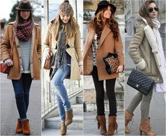 53 super Ideas for moda outono inverno portugal Stylish Winter Outfits, Cute Summer Outfits, Fall Winter Outfits, Autumn Winter Fashion, Casual Outfits, Fashion Outfits, Womens Fashion, Winter Clothes, Moda Fashion