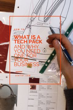 Without a Fashion Tech Pack, and with no experience or knowledge of the industry, most good fashion factories will not take you seriously. Embroidery Patterns, Sewing Patterns, What Is Fashion, Tech Pack, Factories, Fashion Studio, Business Fashion, Pattern Fashion, Product Design