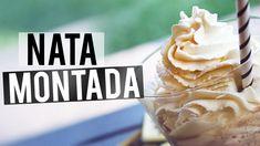 Nata Montada · Receta fácil y rápida