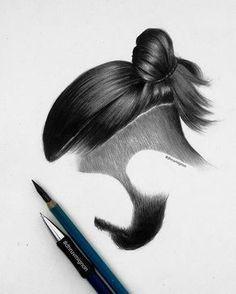 37 Ideas hairstyles men beard top knot for 2019 Man Bun Hairstyles, Trendy Hairstyles, Hair And Beard Styles, Curly Hair Styles, Hair Sketch, Album Design, How To Draw Hair, Hair Art, Haircuts For Men