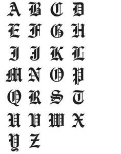 Fonts Alphabet Discover Gothic Font Name Decal Personalized Monogram Car Decal Laptop Decal Vinyl Lettering Yeti Cup Decal Yeti Cup Decal Calligraphy Fonts Alphabet, Tattoo Fonts Alphabet, Tattoo Lettering Fonts, Lettering Styles, Vinyl Lettering, Graffiti Lettering Fonts, Letter Fonts, Tatto Letters, Cool Fonts Alphabet