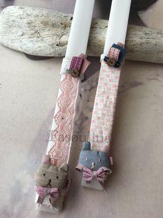 Κλιπ για τα μαλλιά Easter Ideas, Floral Tie, Culture, Candles, Decor, Decoration, Candy, Candle Sticks, Decorating