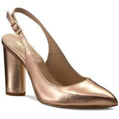 Sandały SOLO FEMME - 14122-07-E88/000-05-00 Miedź