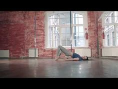 Marina Kostrova. Pole Dance Style studio - YouTube