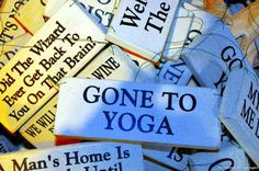 Gone To Yoga by Arsiema