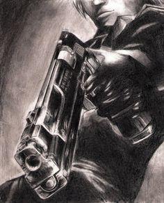 | Man With Gun by ~93sign on deviantART