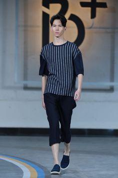 B+ by Beautyperry Spring Summer 2016 Primavera Verano - Mercedes-Benz Fashion Week China - #Menswear #Trends #Tendencias #Moda Hombre   MFT