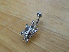 Turtle naval ring!!! :) Ooo Ooo!! I would totally wear this!!!