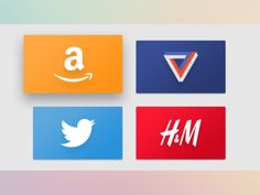 Icons for the new Apple TV