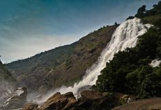 Duduma Waterfalls is one of the highest waterfalls in Southern India. It is waterfall 175 metres high formed by the Machkund River.  It is one of the best tourist spots in Southern India. The waterfalls lie in picturesque surroundings.