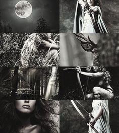 I sing of Artemis, whose shafts are of gold, who cheers on the hounds, the pure maiden, shooter of stags, who delights in archery, own sister to Apollo with the golden sword.
