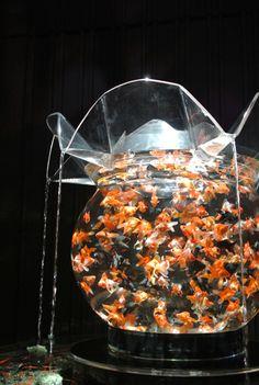 art aquarium @ Tokyo , Japan