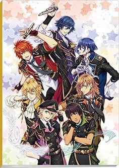 Uta no Prince sama Maji Love Legend Star ST☆RISH Clear File Storage Folder / Broccoli