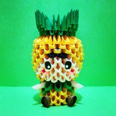 Niño disfraz piña - kumitate