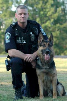 K-9 Police Officer, Prince William County Virginia.