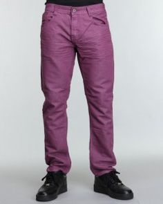 How Does Colour Bring Jeans to Life? Purple #Denim #Jeans