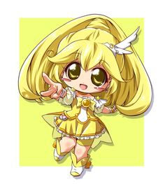 Chibi Cure Peace