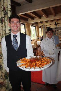 Fingerfood zum Hochzeitsempfang