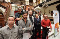 Directores del Foro Canario 2011.
