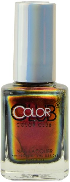 Burnt Out by Color Club Spa Branding, Polish Names, R Colors, Color Club, Nails Magazine, You Nailed It, My Nails, Burns, Manicure
