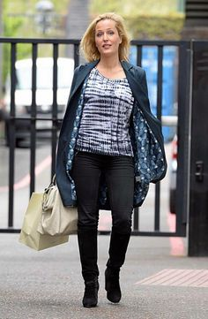 Gillian Anderson 2013