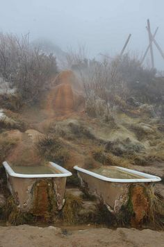 Mystic Hot Springs, UT
