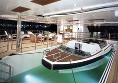 Amazing Yach Princess Mariana Luxury Design