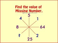 find the missing number 1 2 3 4
