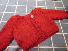 Sport Ravelry: Molly's Cardigan Pattern pattern by Ar