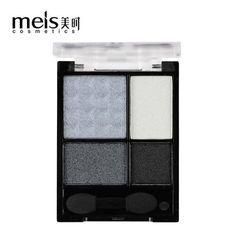 MEIS Brand Makeup Cosmetics Professional Makeup 8 Colors Eye shadow 2 Colors Blusher palette Blush Eyeshadow Palette MS1017