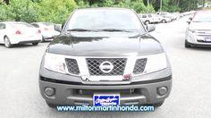 USED 2014 NISSAN FRONTIER 2WD KING CAB I4 AUTO S at Milton Martin Honda Used #K2410